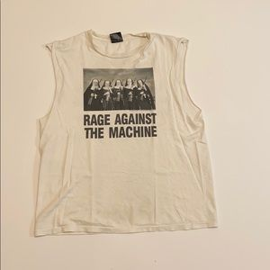 Rage Against the Machine shirt
